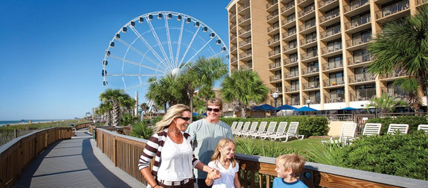Myrtle Beach Boardwalk Hotel