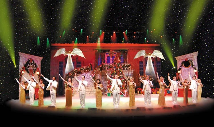holiday shows in myrtle beach