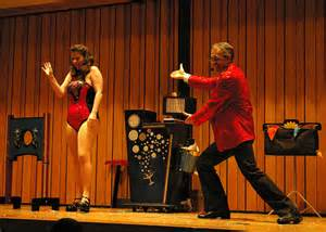 Magic Show at Palace Theatre